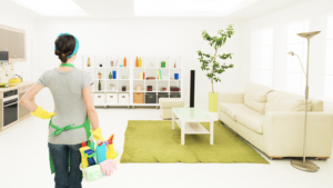 Vacation Rental Cleaning Hacks