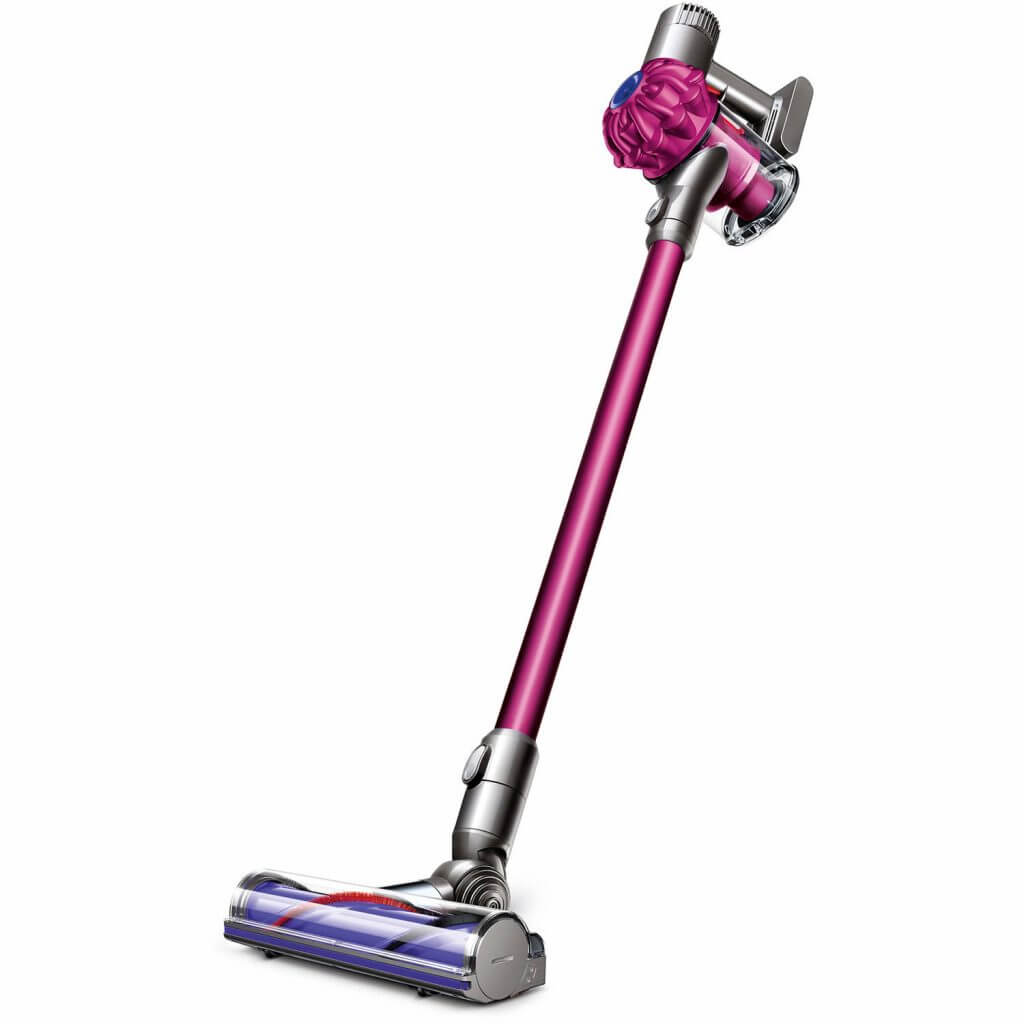 dyson cordless is not powerful enough for vacation rental cleaning