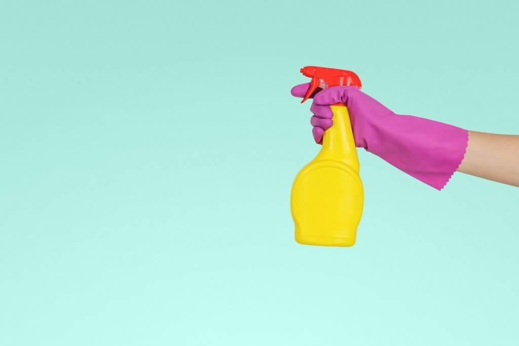 Spray Bottle - Photo by JESHOOTS.COM on Unsplash