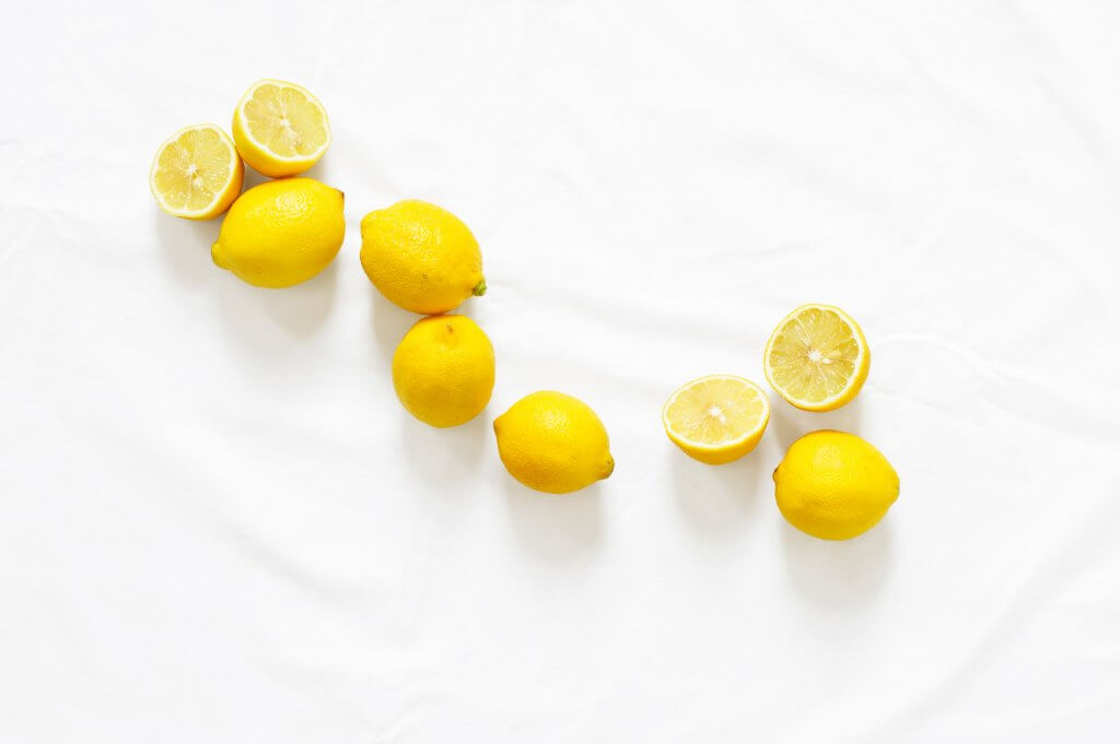 Lemon hacks. Photo by Lauren Mancke on Unsplash