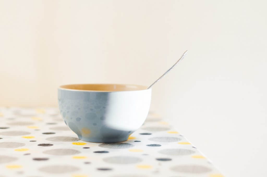 Picture of Bowl and Spoon, example of Kitchen Items   Photo by Olia Gozha on Unsplash